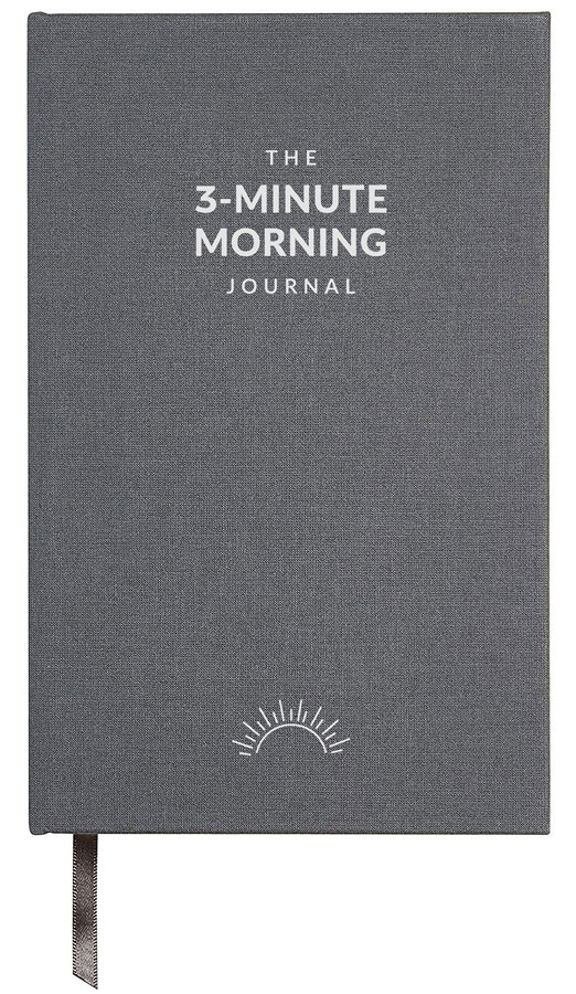 Charcoal Grey Hardcover Journal